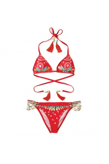 BANDYSWIM RED